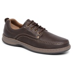Classic Lace Comfort Brown