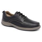 Sapato Comfort Classic Lace Preto