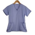Camisa Scrub Pijama Cirúrgico Lilás - Gabardine