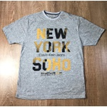 Camiseta Calvin Klein - Cinza