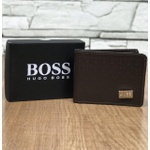 Carteira Hugo Boss Café