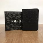 Porta Cartão Gucci - Preto