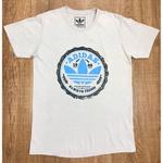 Camiseta Adid Bege