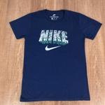 Camiseta Nik Azul Marinho