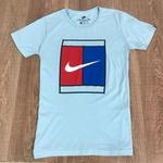 Camiseta Nik Azul claro