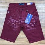 Bermuda Jeans JJ - Marsala