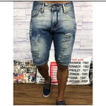 Bermuda Jeans Lct