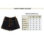 Bermuda Short Tommy Preto