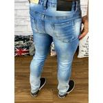 Calça Jeans Burberry