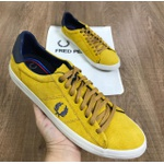 Sapatênis Fred Perry - Amarelo