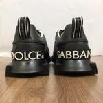 Tenis Dolce Gabbana PRETO✅