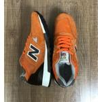 Tenis new balance laranja'