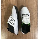 New Balance Roav - Branco com Preto