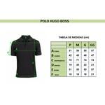Polo Hugo Boss Bordô
