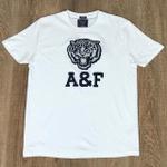 Camiseta Abercrombie Branco