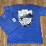 Camiseta OSK Azul Royal ⭐