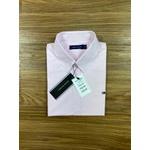 Camisa Manga Curta Tommy - Rosa Claro