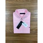 Camisa Manga Curta Tommy - Rosa Escuro
