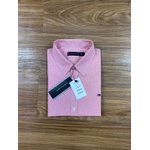 Camisa Manga Curta Tommy - Vermelho Claro