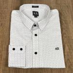 Camisa Manga Longa Armani