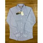 Camisa M.longa Tommy - Detalhada