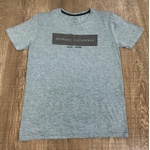 Camiseta Armani Cinza Ex
