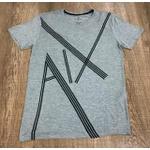 Camiseta Armani Cinza Ax
