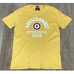 Camiseta Abercrombie Amarelo