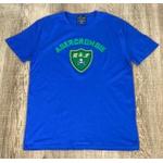 Camiseta Abercrombie Azul Royal