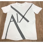 Camiseta Armani Bege