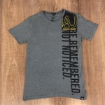 Camiseta Armani Chumbo