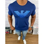 Camiseta Armani Azul Marinho ⭐