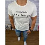 Camiseta Armani Ex Creme