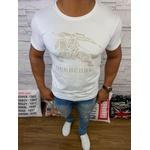 Camiseta Burberry Branca