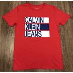 Camiseta Calvin Klein Vermelho