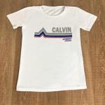 Camiseta Calvin Klein Branca