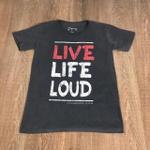 Camiseta Calvin Klein Chumbo