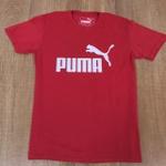 Camiseta Puma Vermelho
