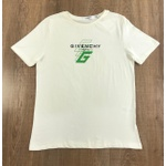 Camisetas Givenchy Creme