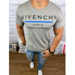 Camisetas Givenchy Cinza Paris