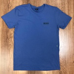 Camiseta Hugo Boss Azul Royal