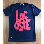 Camiseta Lacoste DFC azul
