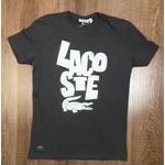 Camiseta Lacoste DFC cinza