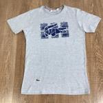 Camiseta LCT - Cinza