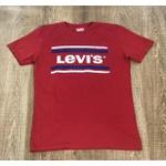 Camisetas Levi's Vermelho