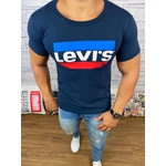 Camiseta Levis Azul Marinho