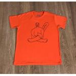 Camiseta Osk Malhão Promo - Laranja