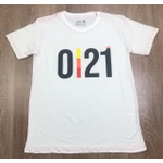 Camiseta Osk - Creme