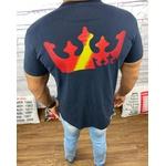 Camiseta OSK Azul Marinho