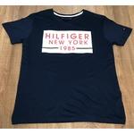 Camiseta Tommy Hilfiger- Diferenciada Azul Marinho